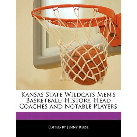Kansas State Wildcats Men's Basketball : History, Head Coaches and Notable Players (Kansas State Wildcats Cufflinks)