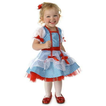 The Wizard Of Oz™ Dorothy™ Glitter Halloween Costume