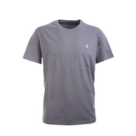 Polo Ralph Lauren Classic-Fit Crew Neck Cotton T-Shirt