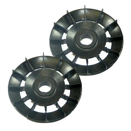 Porter Cable 7336 Sander Replacement (2 Pack) Fan # 811531-2PK - image 1 de 1