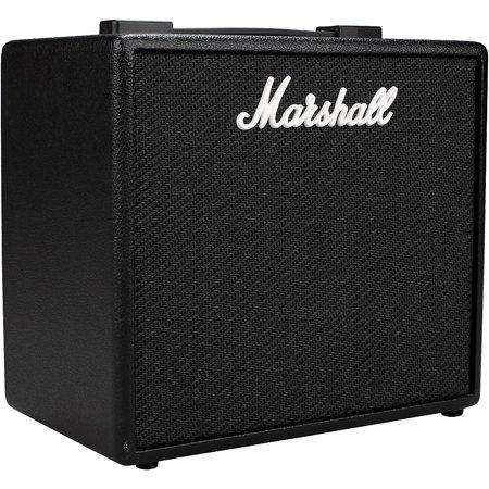 Marshall CODE 25W 1x10 Guitar Combo Amp Black