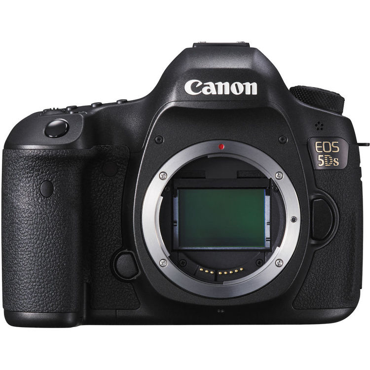 Canon EOS 5DS 50.6 Megapixel DSLR Camera (Body Only)