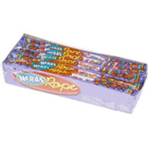 Nerds Rope Candy 24 pack ( 0.92 oz per pack) (Pack of 2)