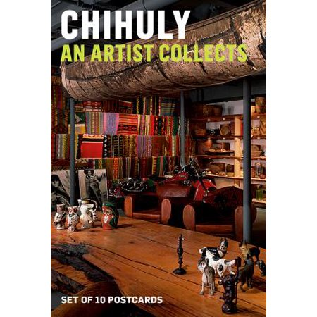 Postal Packing (Chihuly : An Artist Collects Postcard)