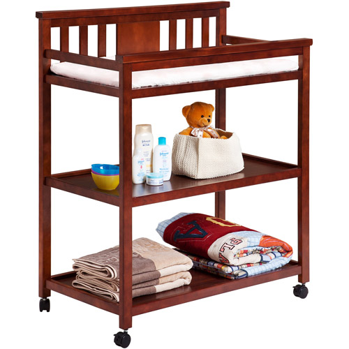 Delta - Harlow Changing Table, Cherry
