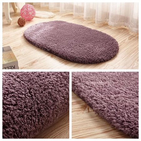 "11.8"" x 19.69"" x 1.57"" Non-slip Mat Bathroom Mat Absorbent Soft Memory Foam Rug Bedroom Floor Shower  - image 3 of 6"