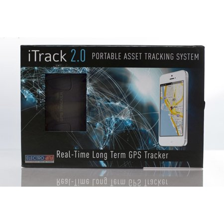 iTrack 2 Realtime Location Surveillance Device Best GPS Tracker + Longer (Best Knee Replacement Device)