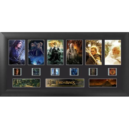 The Lord of the Rings (S1) Deluxe Film Cell (Lord Of The Rings Mini Film Cell)