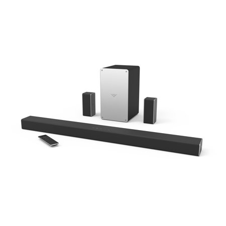 VIZIO SB3651-E6C 5.1 SmartCast Sound Bar Speaker System (Certified (Sound Pro Speaker System)