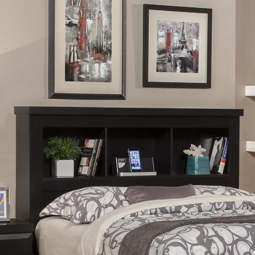 Sandberg Furniture Serenity Bookcase Headboard