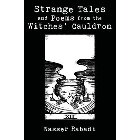 Strange Tales and Poems from the Witches' Cauldron](Cauldron Witch)