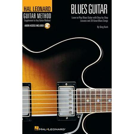 Hal Leonard Guitar Method - Blues Guitar : 6 Inch. X 9 Inch. - Hal Leonard Blues Mandolin