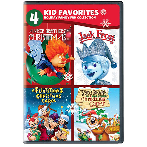 4 Kid Favorites: Holiday Family Fun