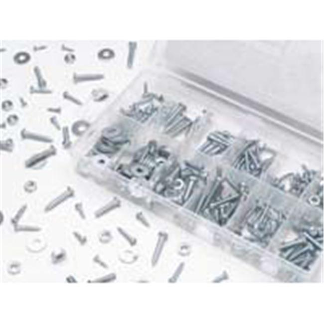 Wilmar PMW5221 347 Piece SAE Nut and Bolt Assortment