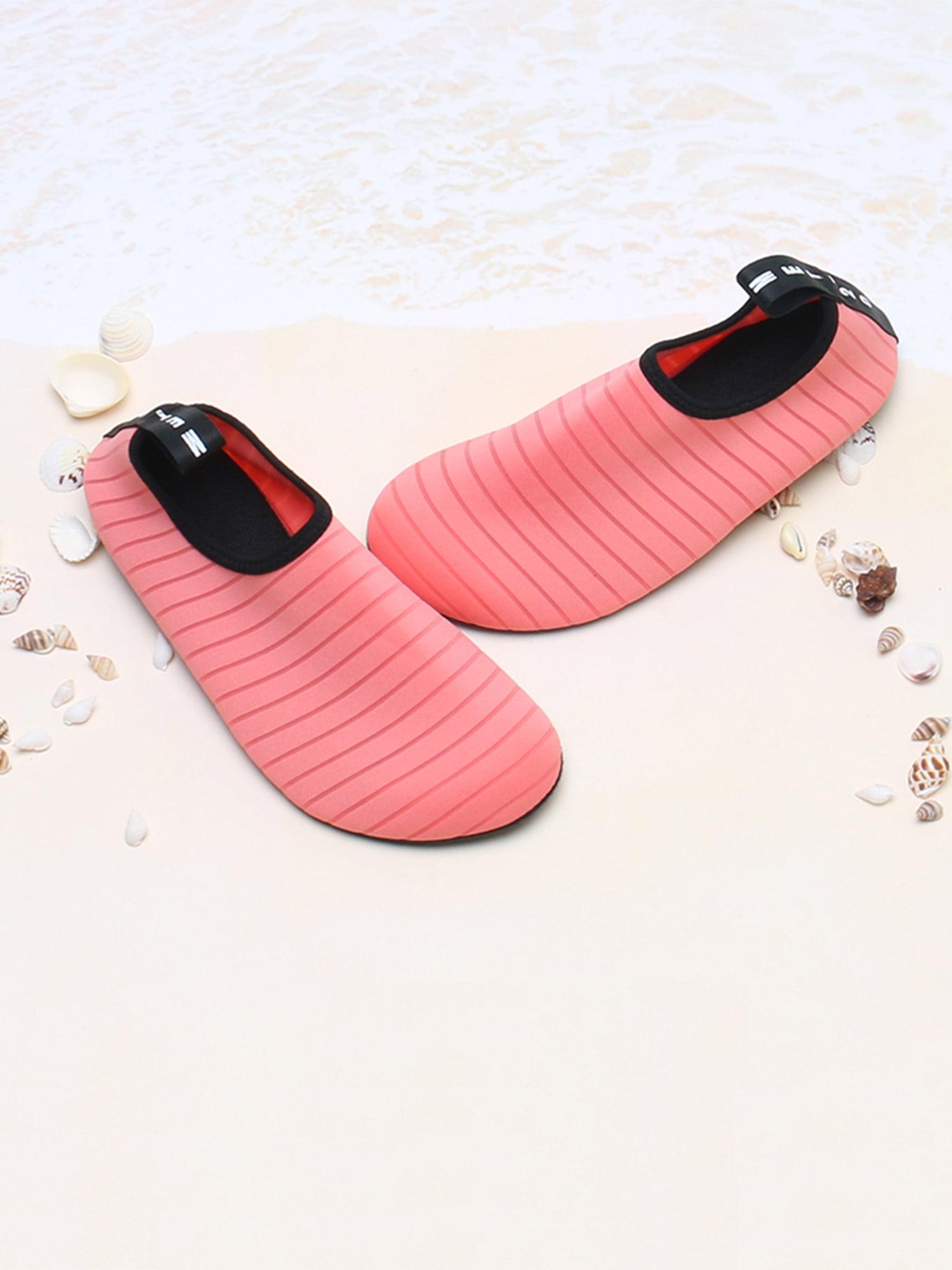 la la la plage dans deux chaussures antidérapantes adultes plongée plongée nager nus tapis chaussures de chaussettes pour hommes garçons cadeau chausse - pied d0bc58