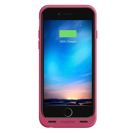 super popular 7b630 f5b50 Mophie Juice Pack Battery Pack Case for iPhone 6/6s - Pink -  3369_JPR-IP6-PNK