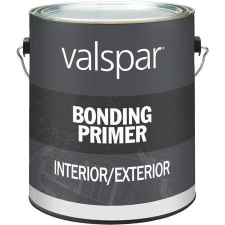 Valspar interior exterior stain blocking bonding primer - Exterior acrylic latex stain blocking primer ...