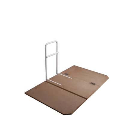 Drive Medical Home Bed Assist Grab Rail with Bed (Drive Medical Bed Assist Rail With Adjustable Height)
