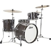 Ludwig Classic Oak 3-piece Downbeat Shell Pack with 20 in. Bass Drum Smoke