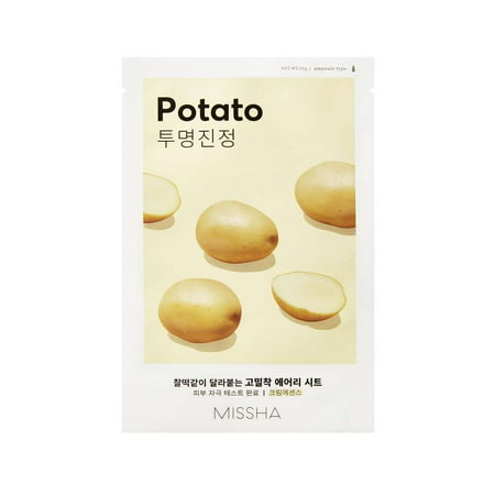 Fit Mask (Missha Airy Fit Face Sheet Mask (Potato))