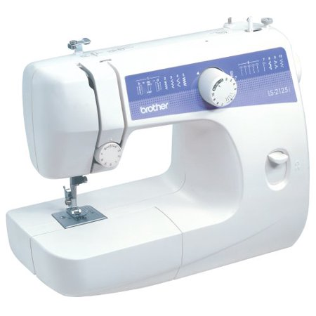 Brother 40Stitch Portable Sewing Machine LS40i Walmart Interesting Brother Sewing Machine Ls2125