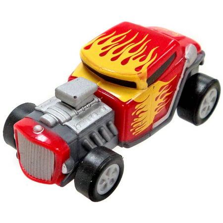 - Rocket League Pullback Racer Backfire Mini Car