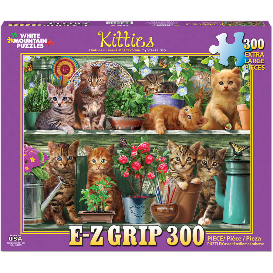 """Jigsaw Puzzle, 300 Pieces, 24"""" x 30"""", Great Books"""