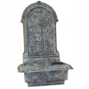 LADYBUG 88103L Renaissance Wall Fountain - Lead