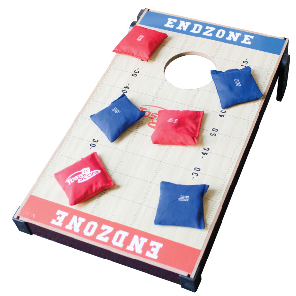 2 In 1 Beanbag Toss Game Set by Bulk Buys