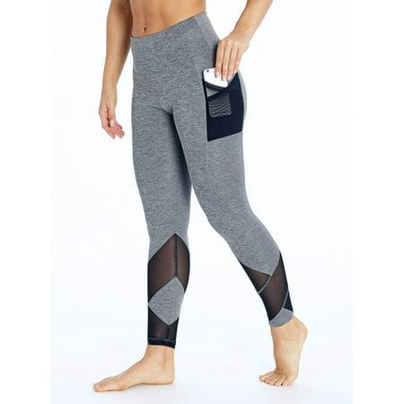 a04054caba892 Bally Total Fitness - Women's Active Tummy Control Legging 27'' -  Walmart.com