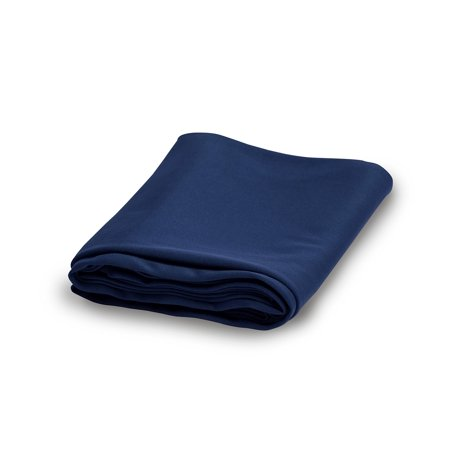 Extreme Ultralight Travel and Sports Towel. High Tech Better than Microfiber.  Compact Quick Dry Lightweight Antibacterial Towels. 4 Colors, 3 Sizes. Top Gear  Reviews. Navy Blue Large