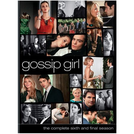Gossip Girl  The Complete Sixth And Final Season