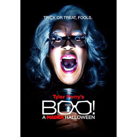 Tyler Perry's Boo! A Madea Halloween (Vudu Digital Video on Demand) - Boo A Madea Halloween Movie Trailer