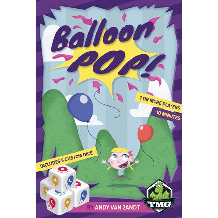 Balloon Pop Board Game