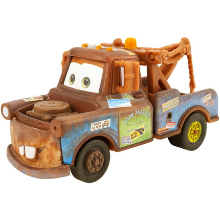 Disney/Pixar Cars Road Trip Mater Die-Cast Character