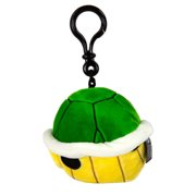 Nintendo Mario Kart Club Mocchi-Mocchi- Collectible Clip-On - Green Shell Stuffed Toy