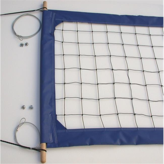 Home Court PRO4-B Blue Professional Net 4-inch