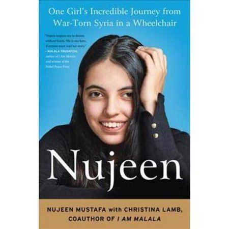 Nujeen: One Girl's Incredible Journey from War-torn Syria in a Wheelchair - Lady From Incredibles