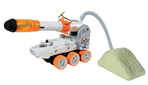 Matchbox Mega Rig Space Rover by Mattel