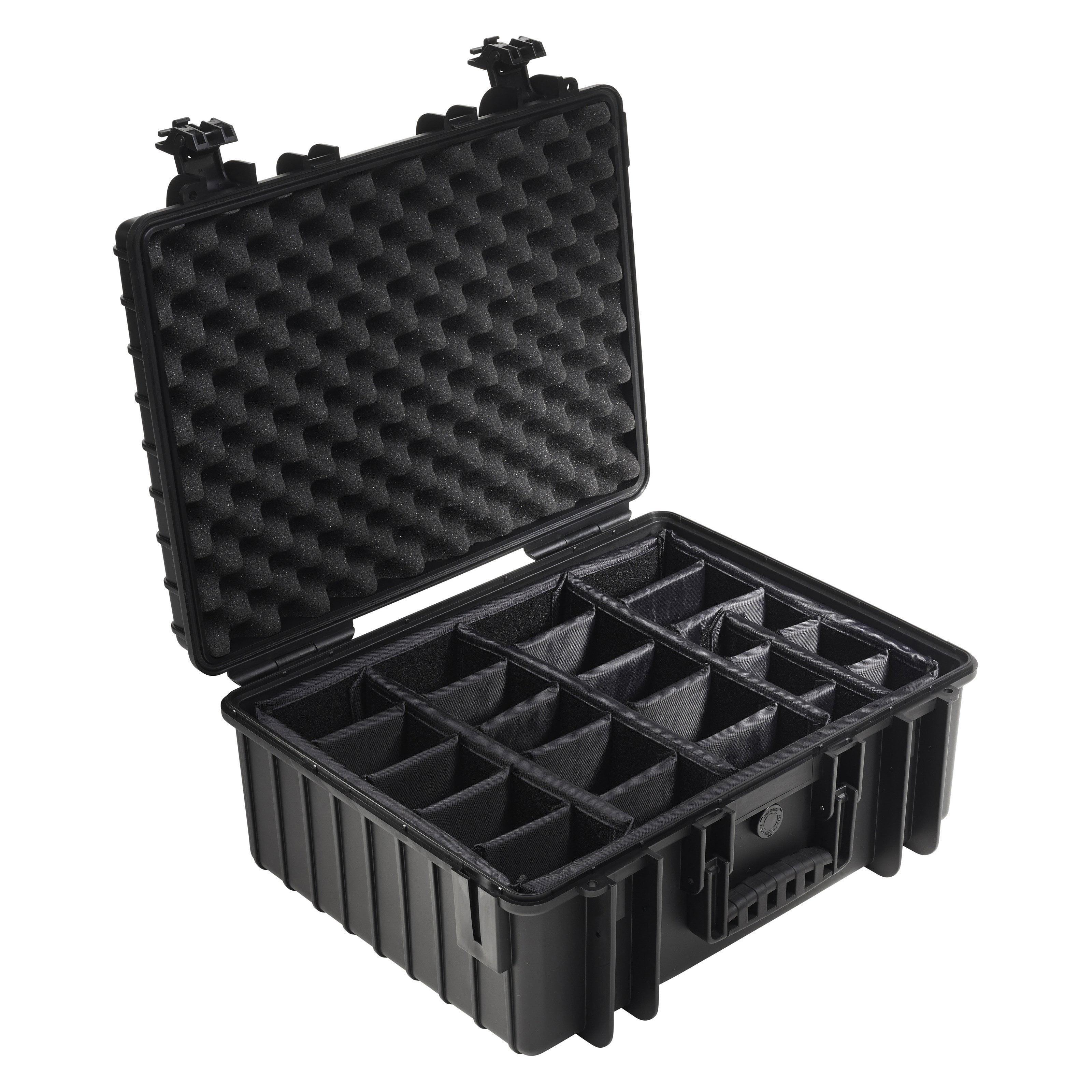 B and W Type 6000 Waterproof Outdoor Storage Case