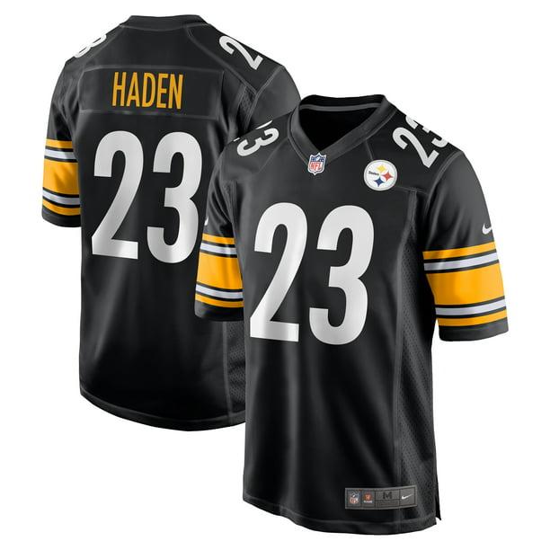Joe Haden Pittsburgh Steelers Nike Game Jersey - Black