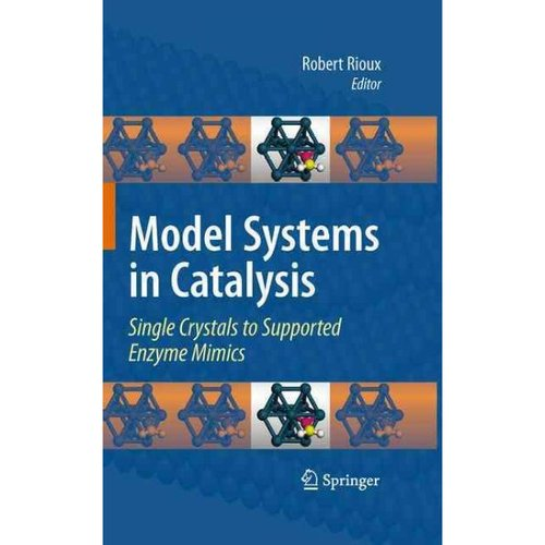 Model Systems in Catalysis: Single Crystals to Supported Enzyme Mimics