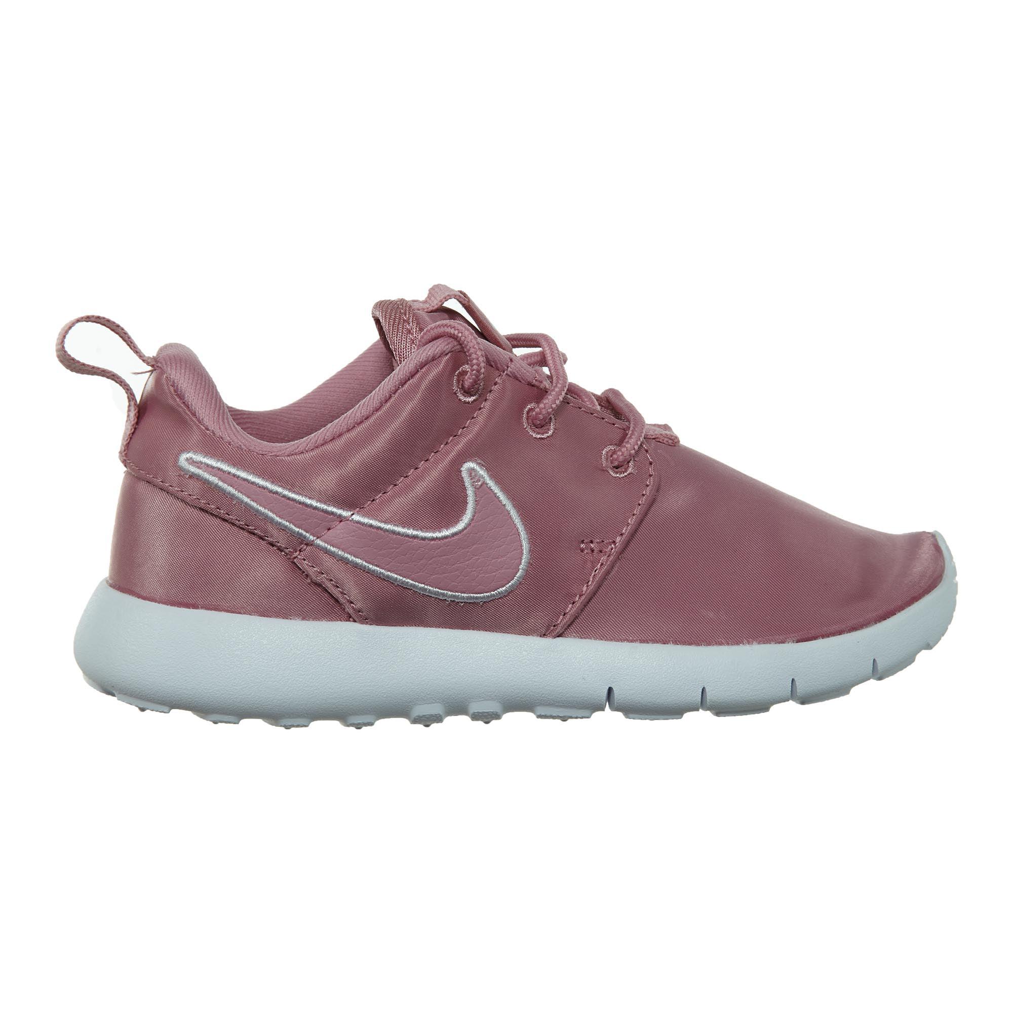 af78ed4cfaaf Nike Roshe One Little Kid s Shoes Elemental Pink 749422-618 - Walmart.com