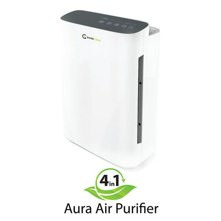 Invisiclean Aura Hepa Air Purifier For Allergies And