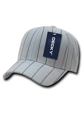 741e79ae71fb2 Product Image Decky 208 Pin Striped Adjustable BaseballCap-Grey