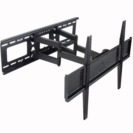VideoSecu Full Motion TV Wall Mount for 32 39 40 42 46 47 48 50 55″ LED LCD Plasma HDTV Flat Panel Screen Display B0B