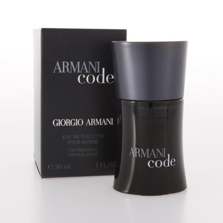 e031b853543f Giorgio Armani - Armani Code 1 Oz Edt Sp For Men - Walmart.com