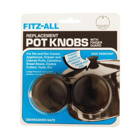 FOX RUN CRAFTSMEN 581 2Pack Large Pot Knob