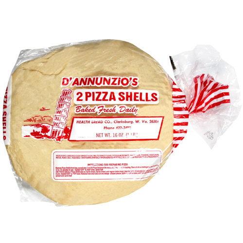 D'annunzio's: Pizza Shells, 16 oz