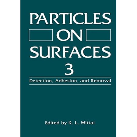 Particles on Surfaces 3 : Detection, Adhesion, and
